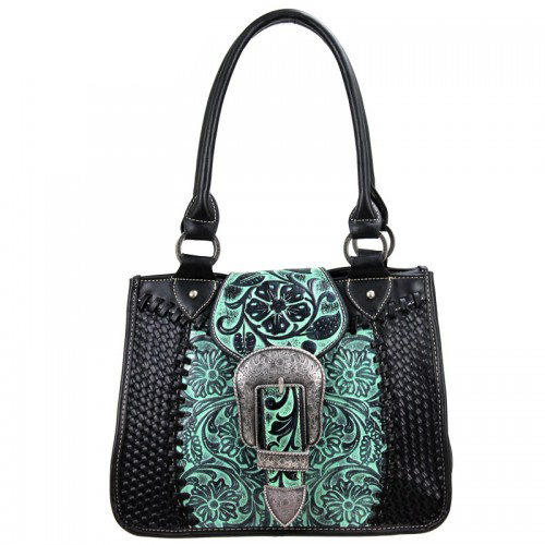 Buckle Collection Trinity Ranch Handbag