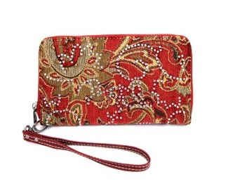 Western Bling Bling Collection Wallet