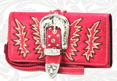 Buckle Collection Wallet