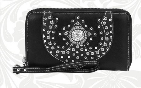 Sedona Simply Heavenly Collection Trinity Ranch Wallet