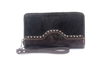 Trinity Ranch Tooling Collection Wallet